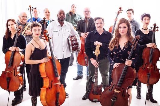 Portland Cello Project 1