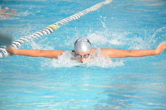 FIT swim team opens season
