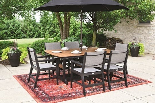 Affinity Furniture of Clarksboro sells a wide selection of outdoor sets as well as indoor furniture. The business will be one of many from South Jersey setting up at the 2019 Philadelphia Home Show.