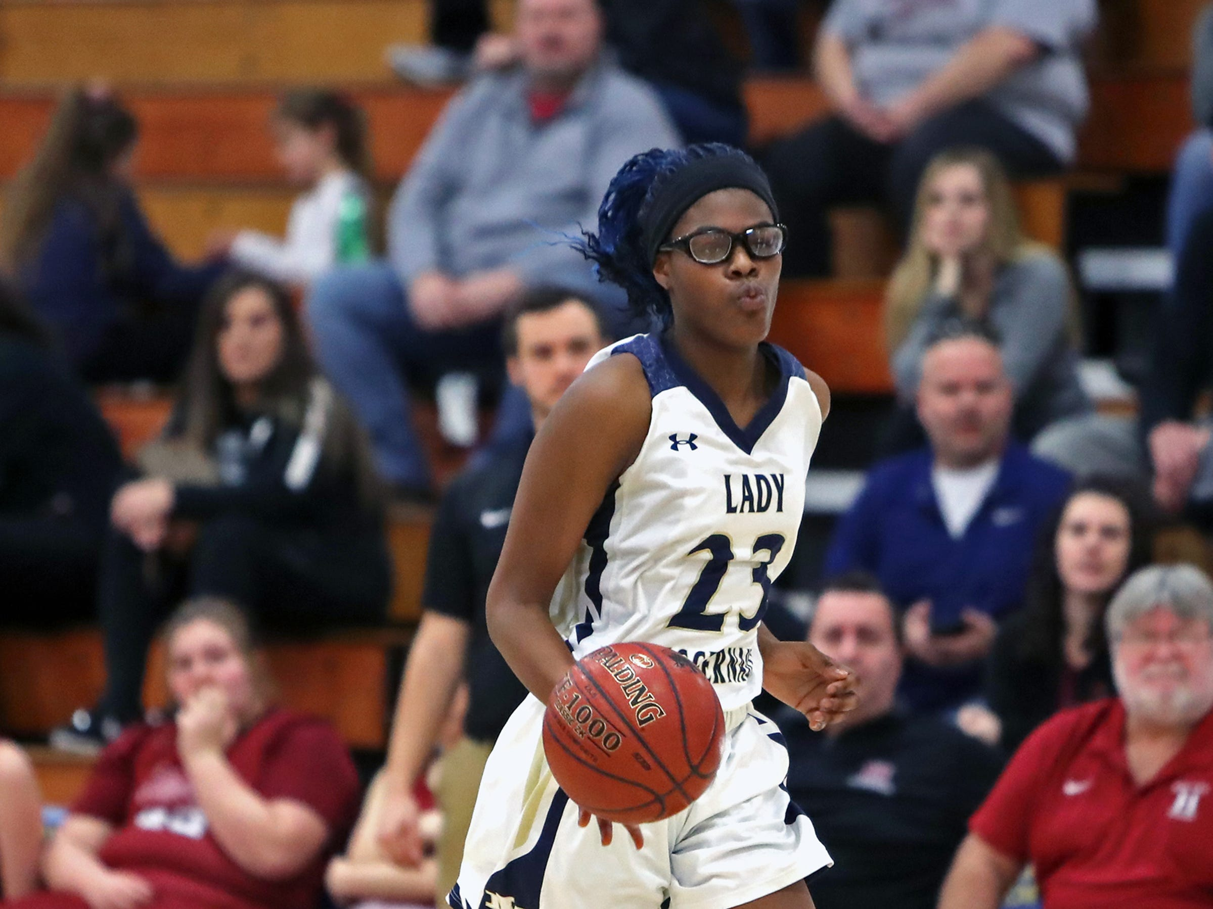 Local preps basketball, wrestling schedule for the week of Jan. 7, 2019