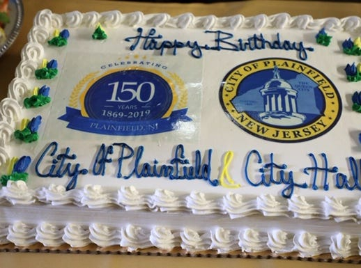 A celebration marking the 100th anniversary of Plainfield City Hall, kicked-off a year-long celebration that will mark the 150th Anniversary of the city of Plainfield. The city became a township on April 5, 1847.