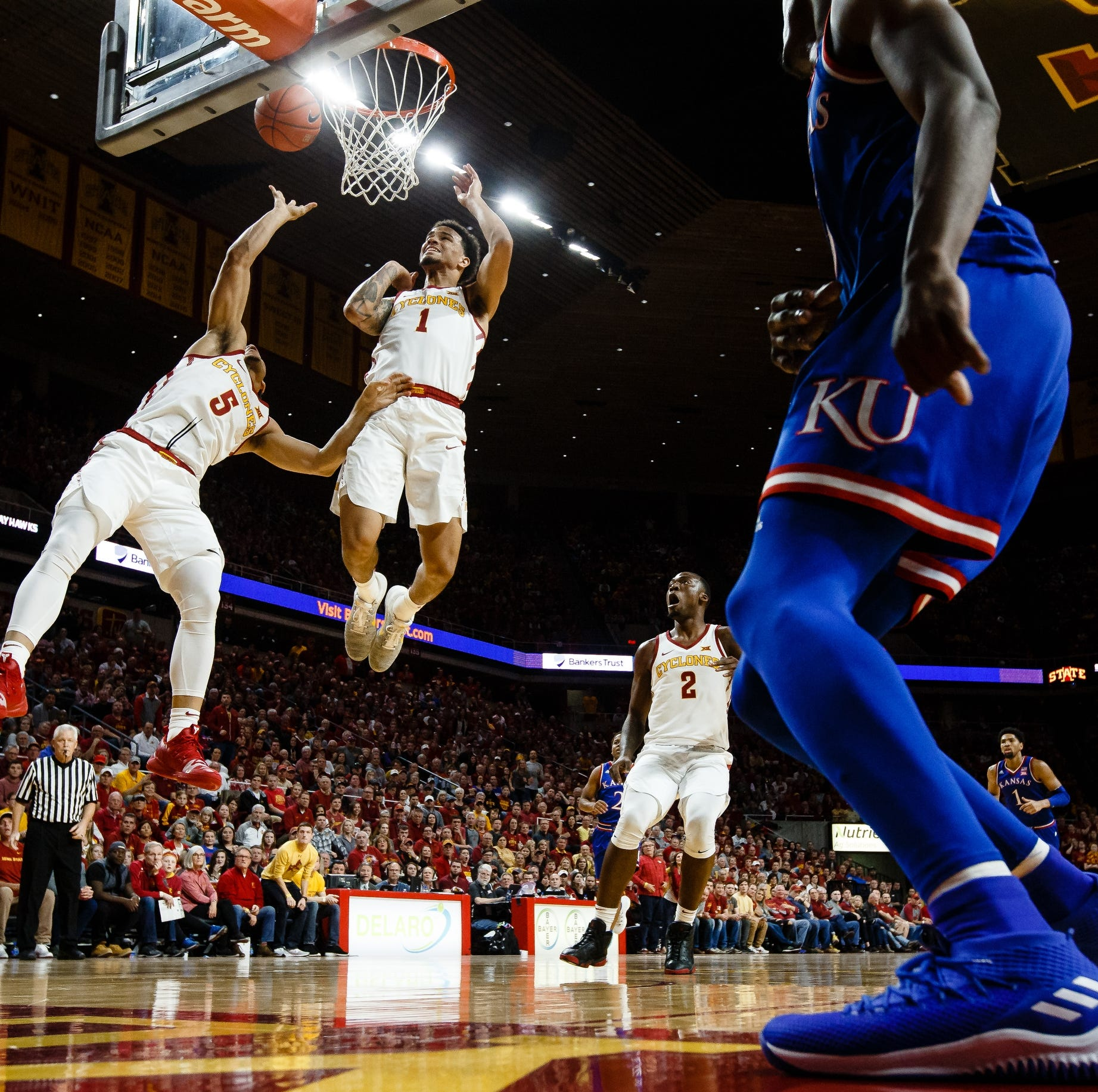 Iowa State star Lindell Wigginton showing signs of his old self