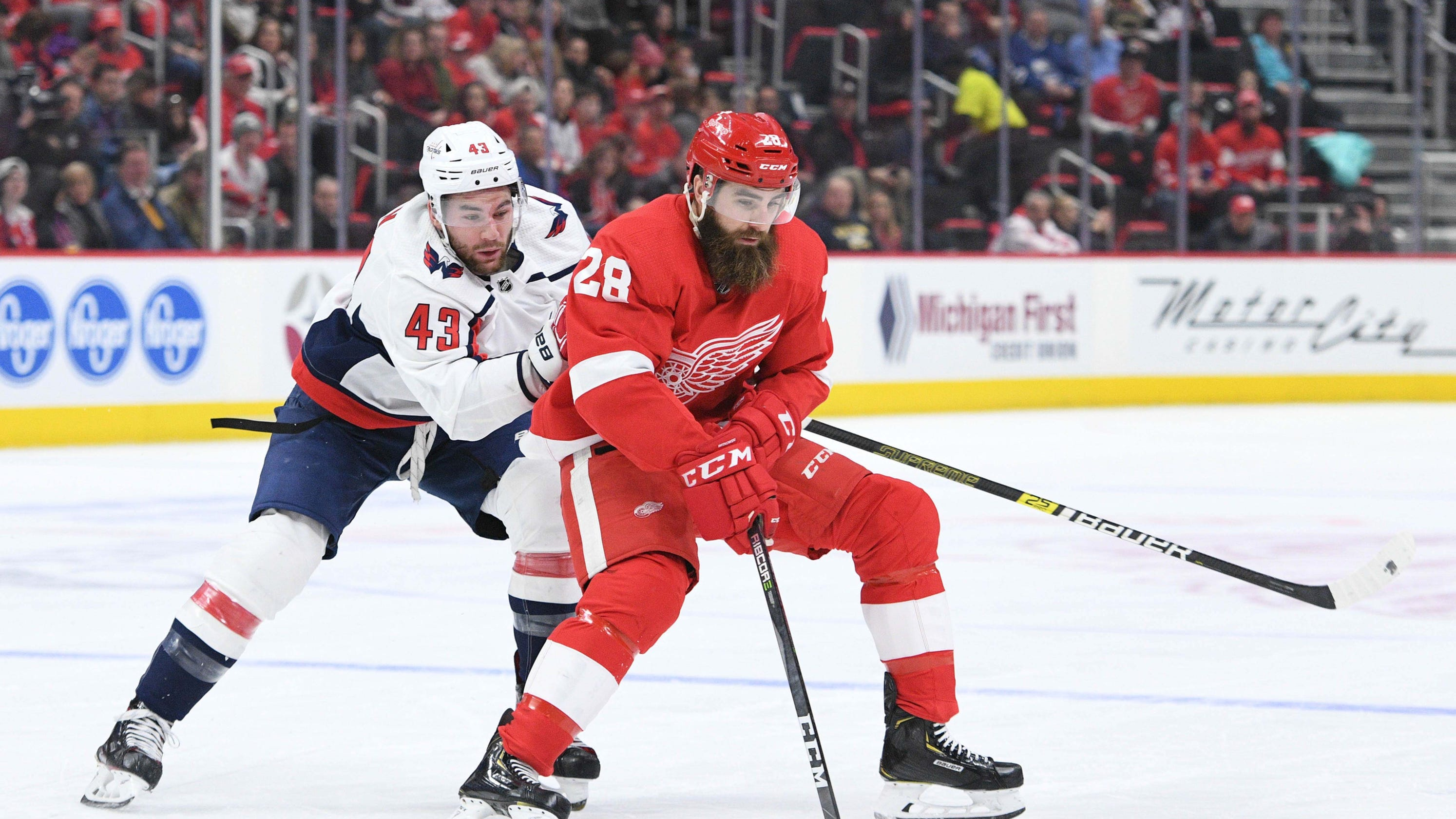 Game thread  Red Wings lose to Capitals 2c8d843e4