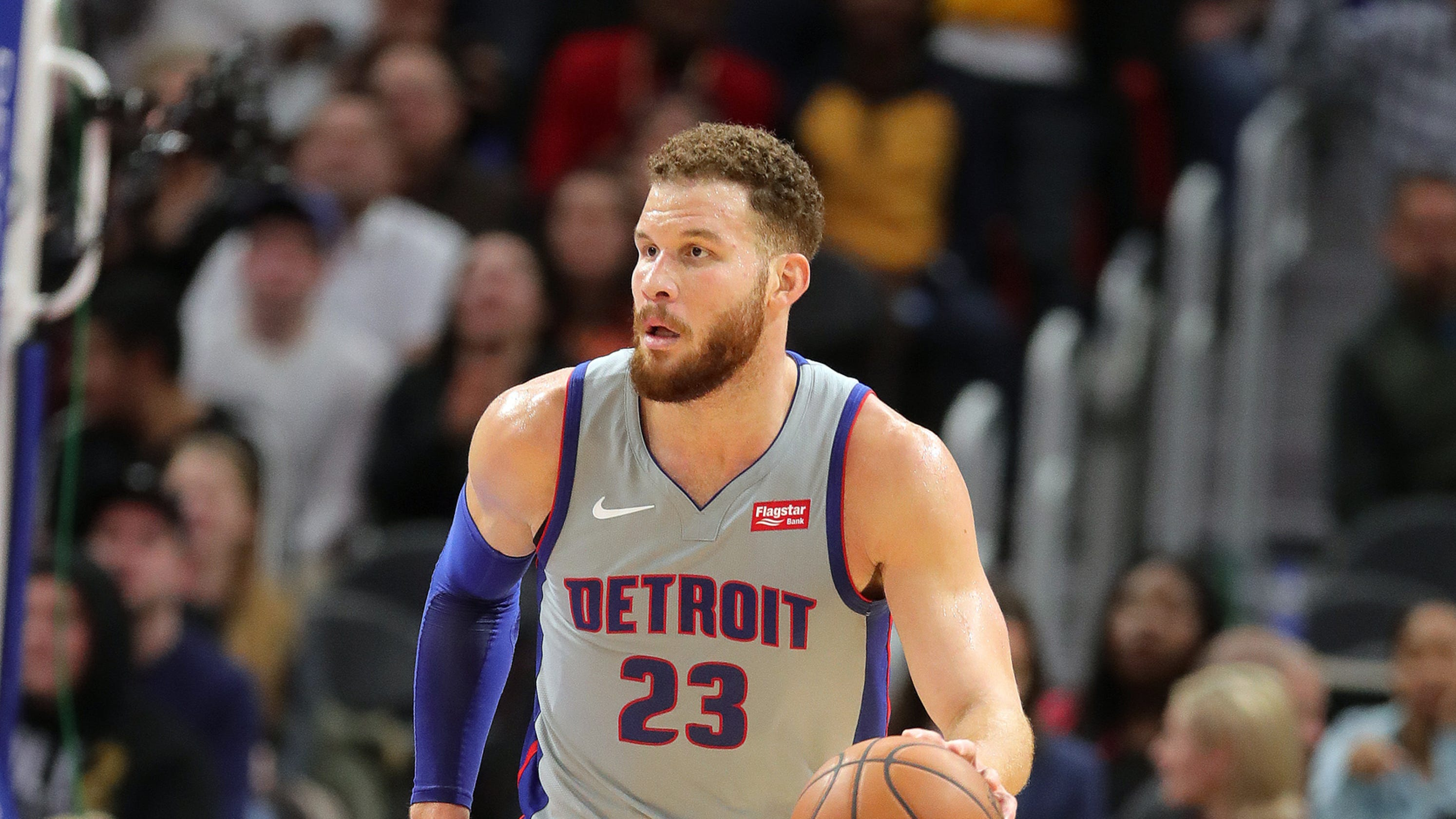 Detroit Pistons  Blake Griffin set for return to Los Angeles e412e9e3f