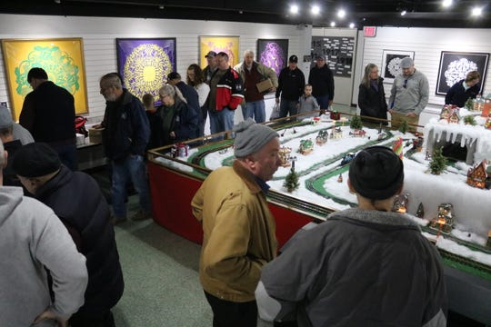 On Saturday, the Rutherford B. Hayes Presidential Library and Museums hosted its annual model train clinic as its seasonal special display came to a close.