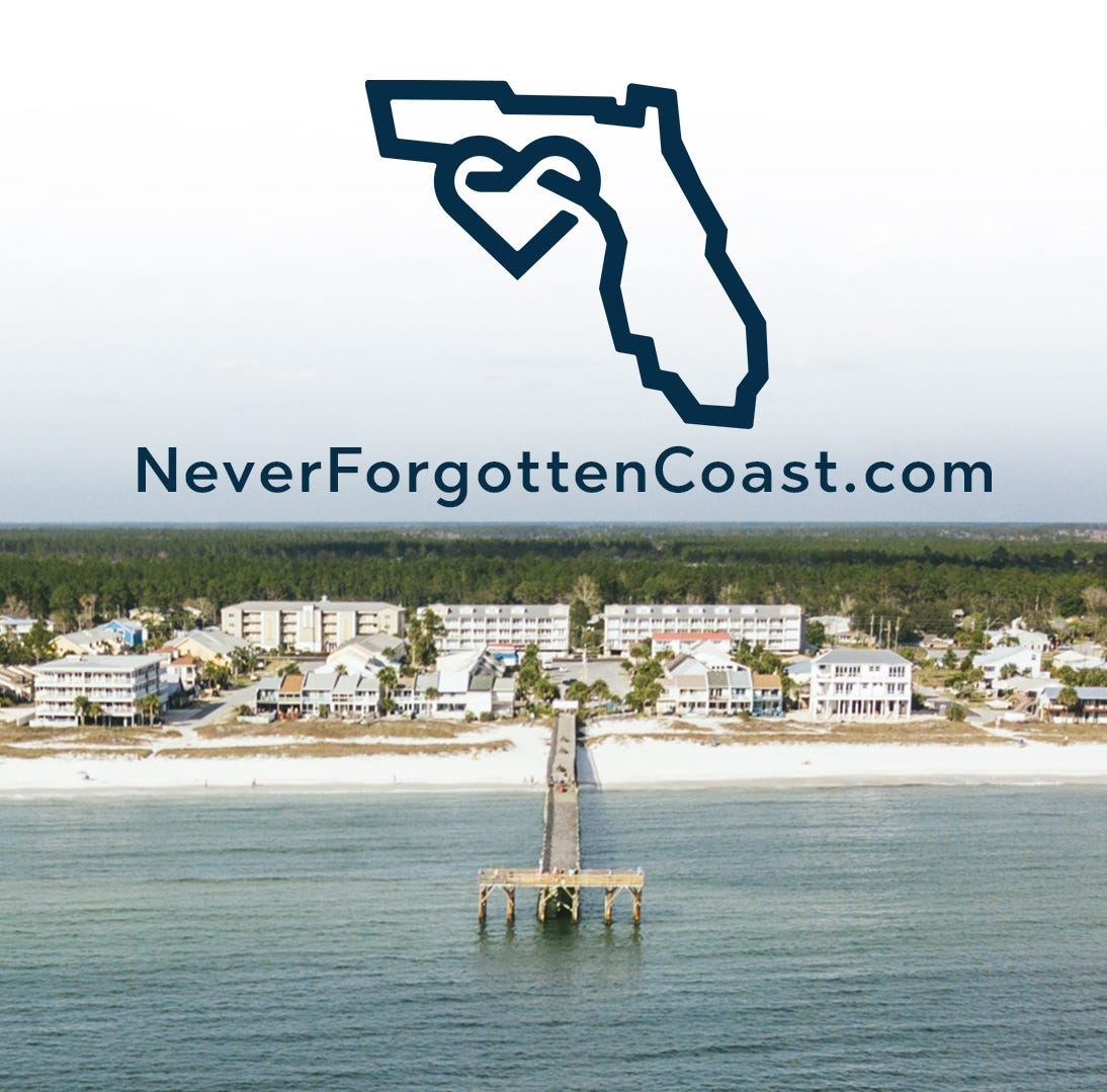 Never Forgotten Coast campaign spurs economic recovery in Mexico Beach