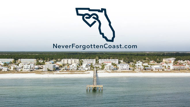 The Never Forgotten Coast campaign has sold over 2,000 shirts to support Mexico Beach in the aftermath of Hurricane Michael.