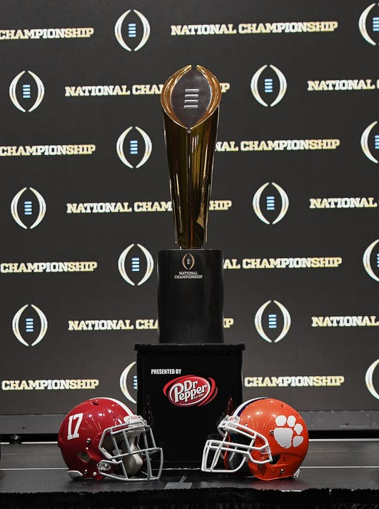 National Championship Head Coaches Press Conference