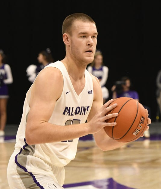 Furman Mens Basketball