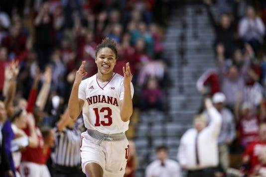 Bloomington In 2019 01 06 Women S Basketball Vs Michigan State