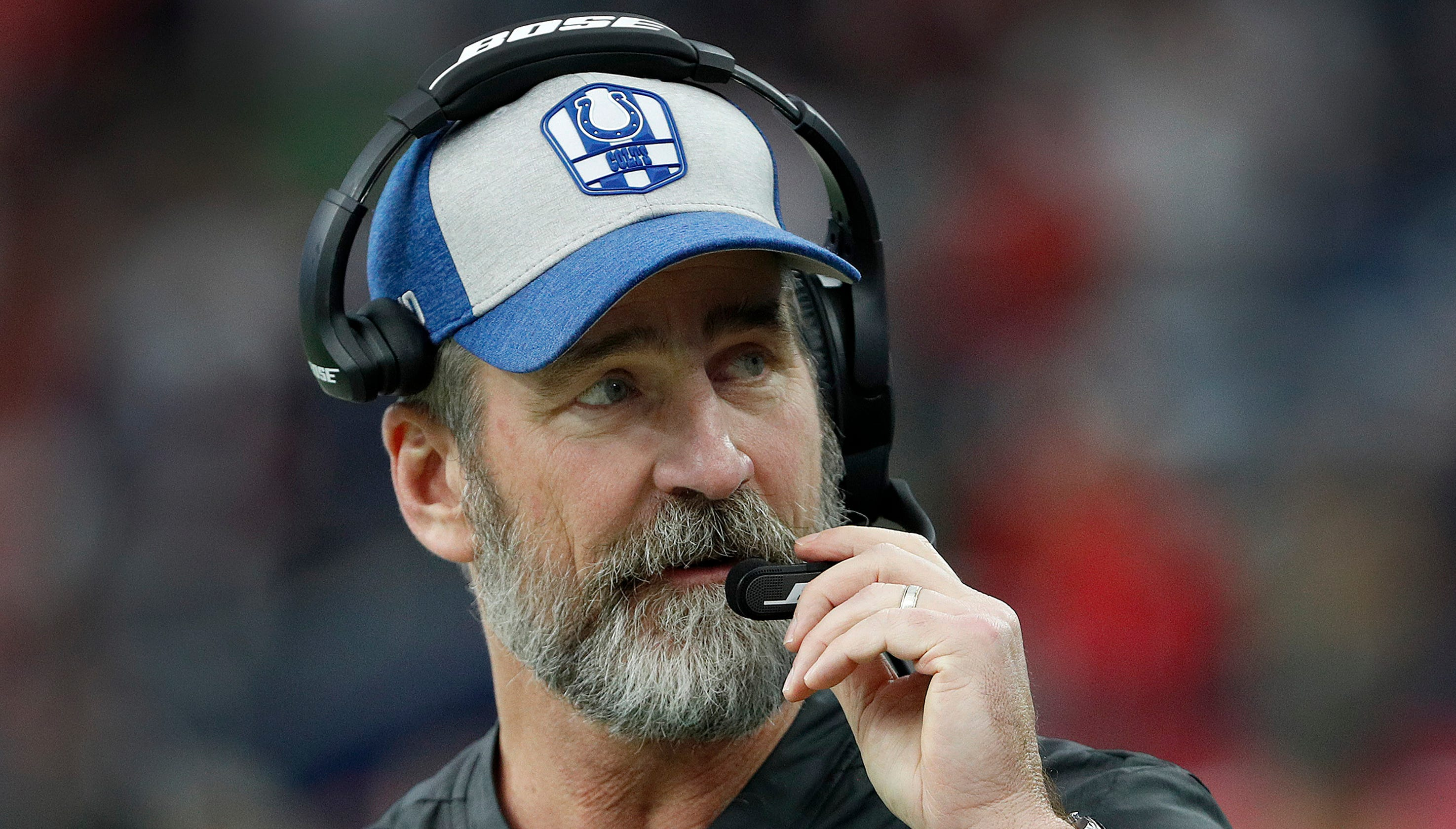 Image result for Frank Reich beard