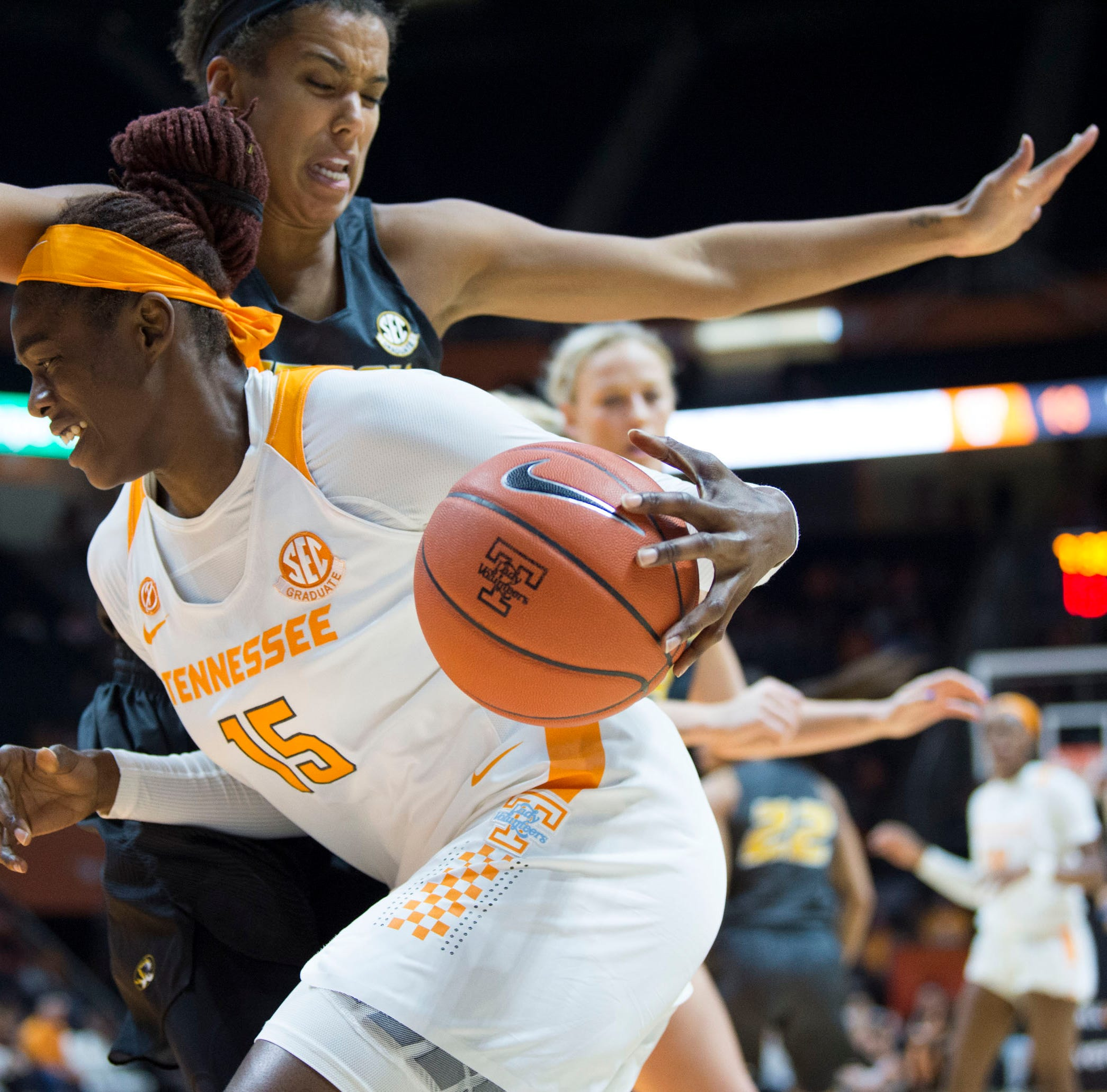 UT Lady Vols fall to Kentucky, suffer second consecutive home loss