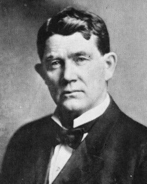 Former Indiana Gov. J. Frank Hanly