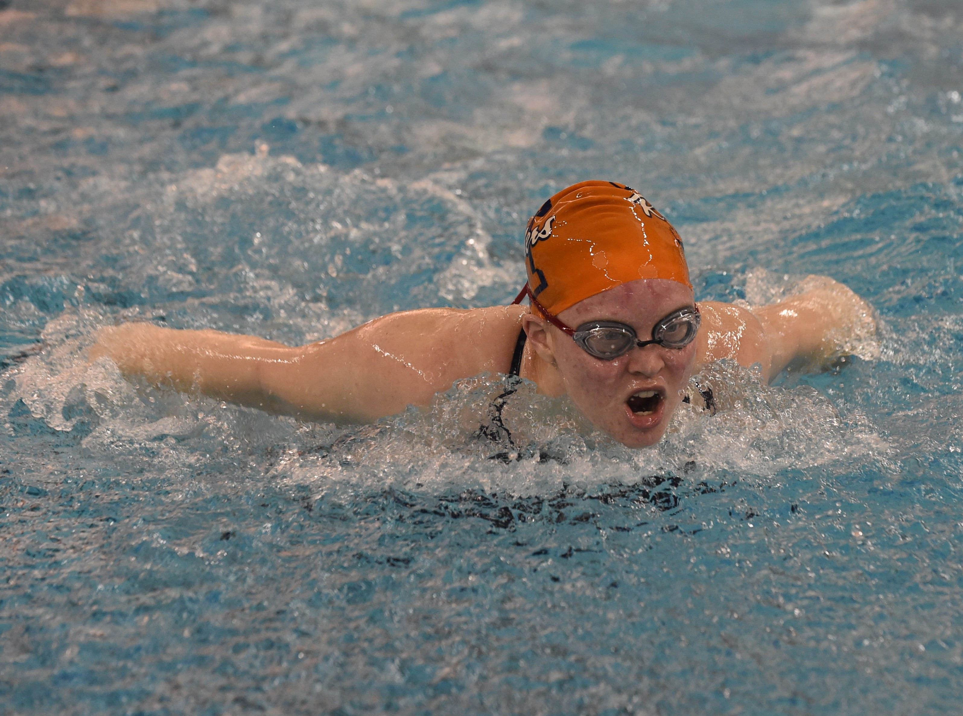 Images from Saturday's North Central Conference Swimming and Diving Championships at Purdue. Grace Lanie.