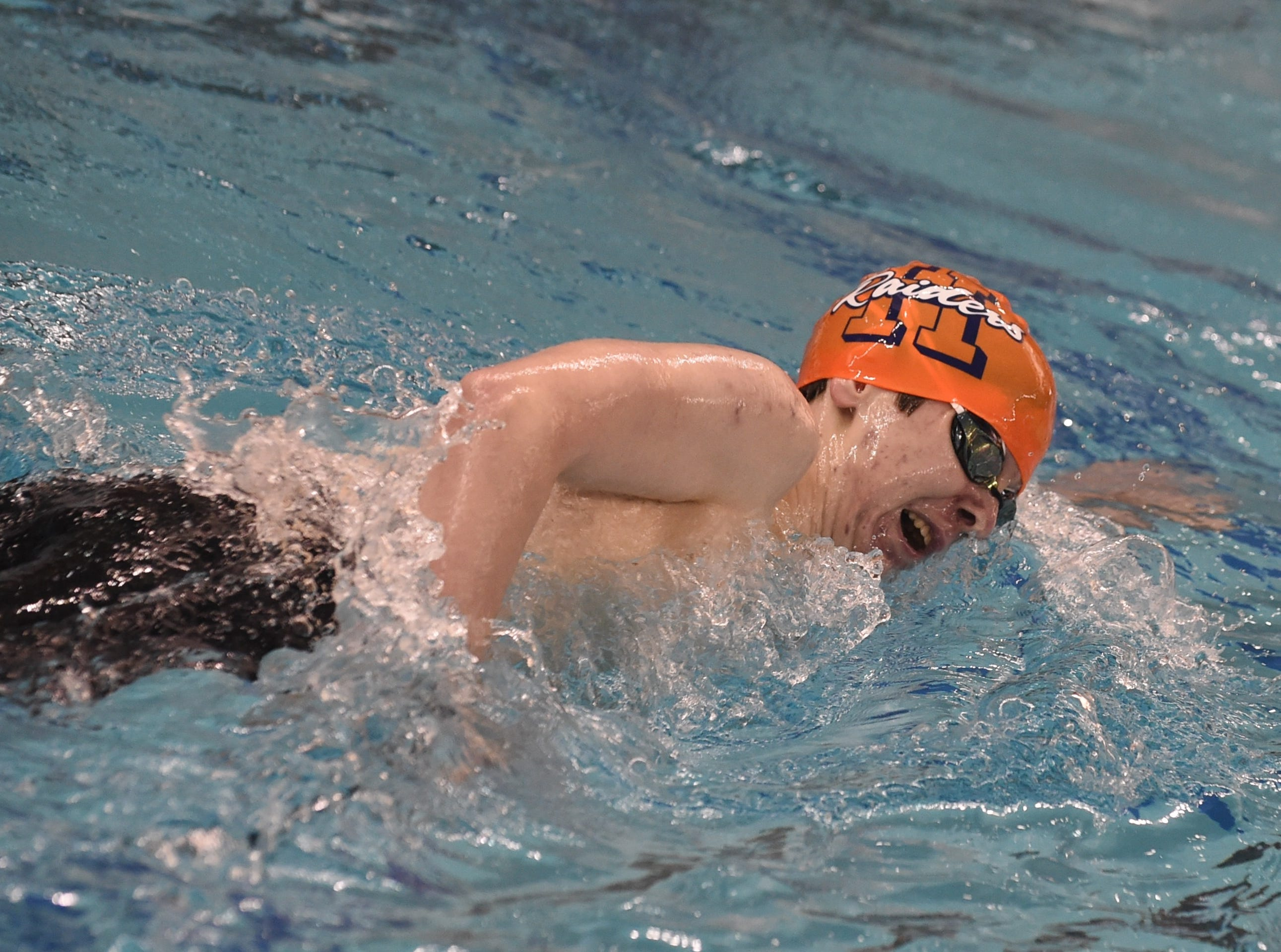Images from Saturday's North Central Conference Swimming and Diving Championships at Purdue.