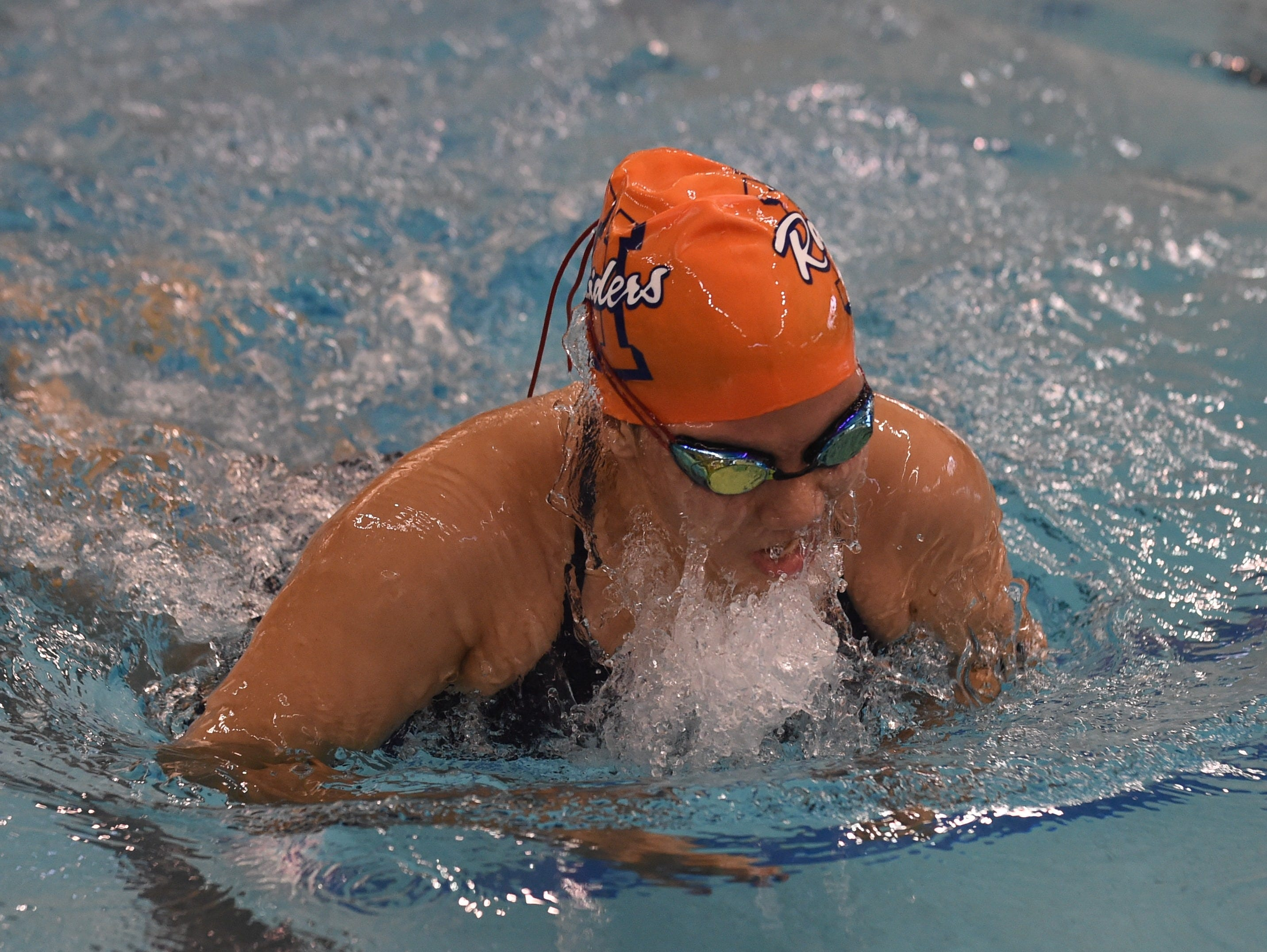 Images from Saturday's North Central Conference Swimming and Diving Championships at Purdue. Marle Tedy Gabriel.