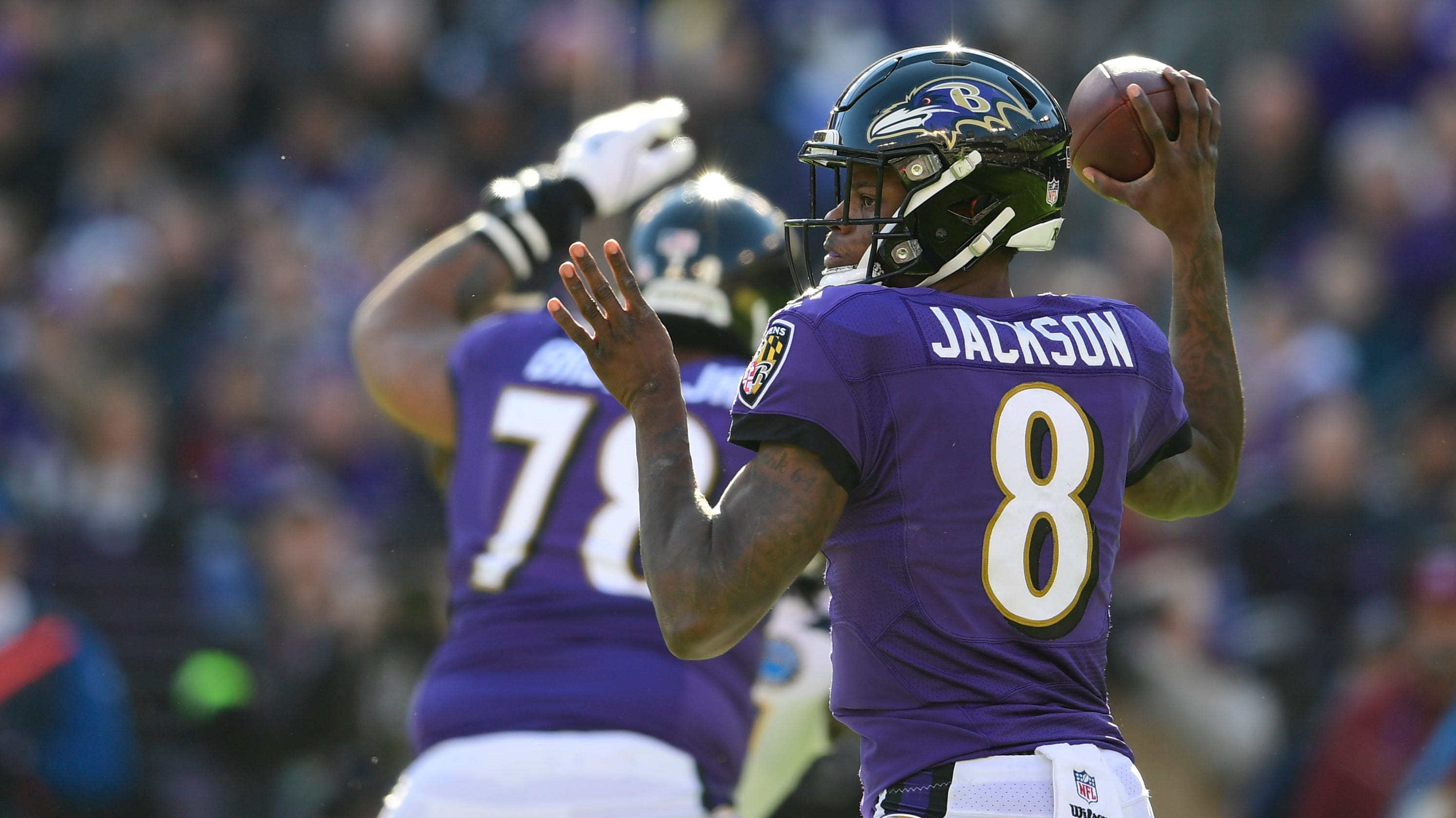 Lamar Jackson s rookie season over with 23-17 playoff loss to Chargers 1f7838e31