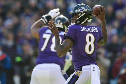 Lamar Jackson S Rookie Season Over With Loss To Chargers