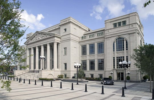 The Schermerhorn Symphony Center is home to the Grammy Award-winning Nashville Symphony.