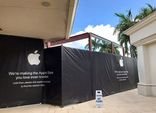 Apple store reopening this fall in Naples with new look, more space