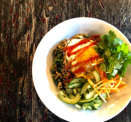 South + Pine rice bowl