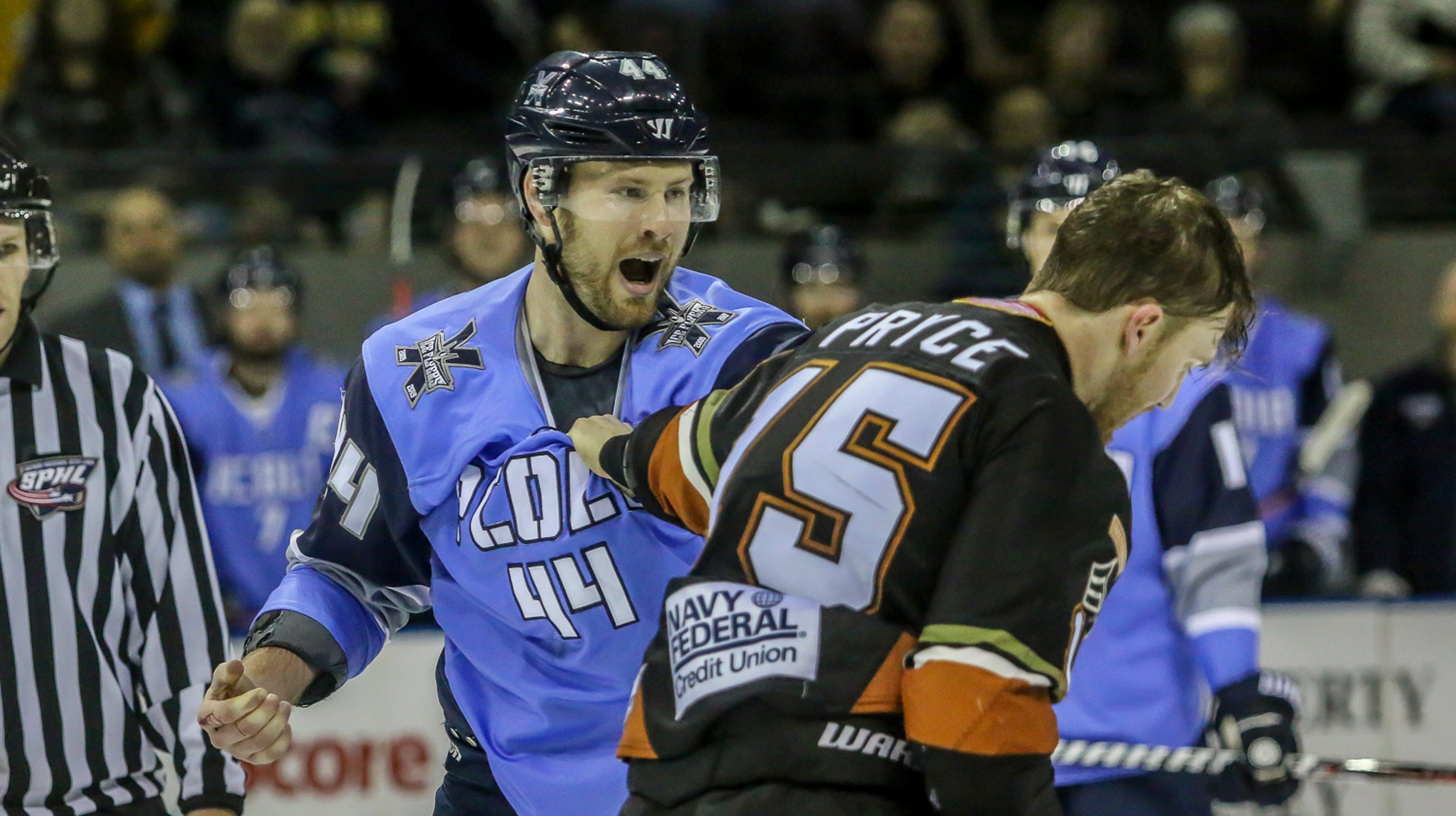 Ice Flyers  kicked in the pants  as scoring woes leave playoffs in question 446fda8f4
