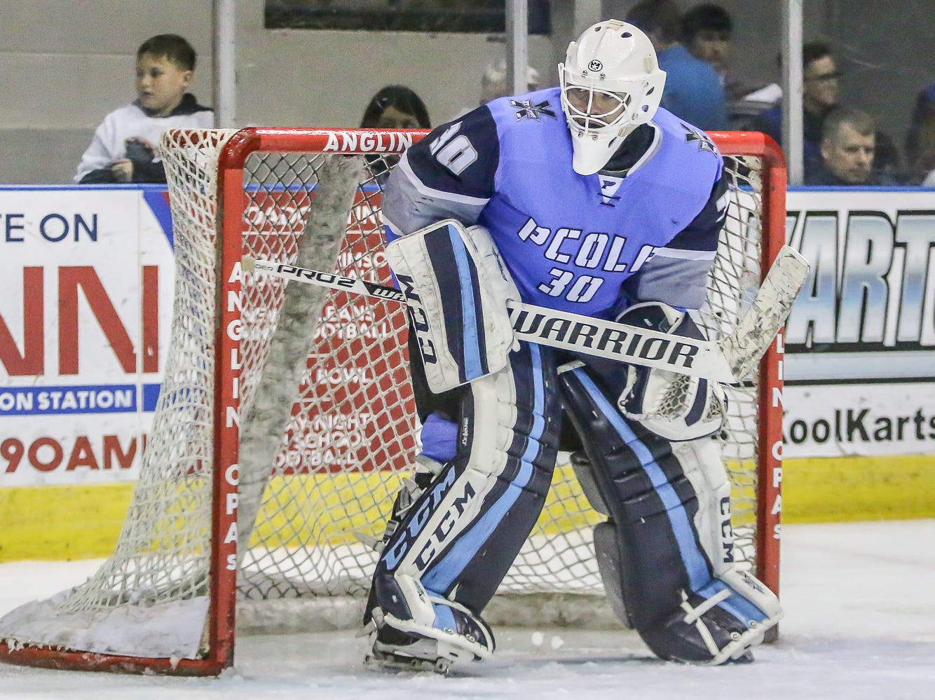 Ice Flyers back home as hottest team in SPHL