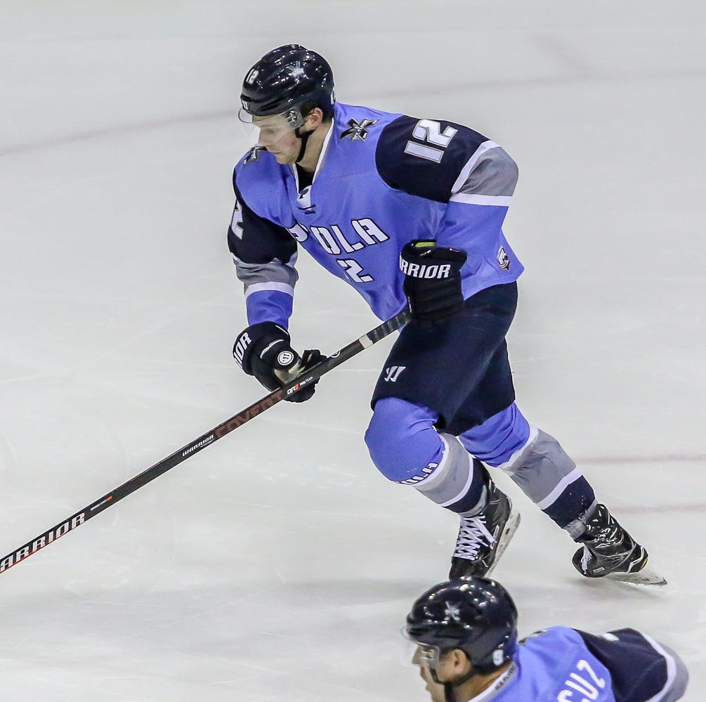 Ice Flyers thwart Knoxville, move to doorstep of clinching playoff spot