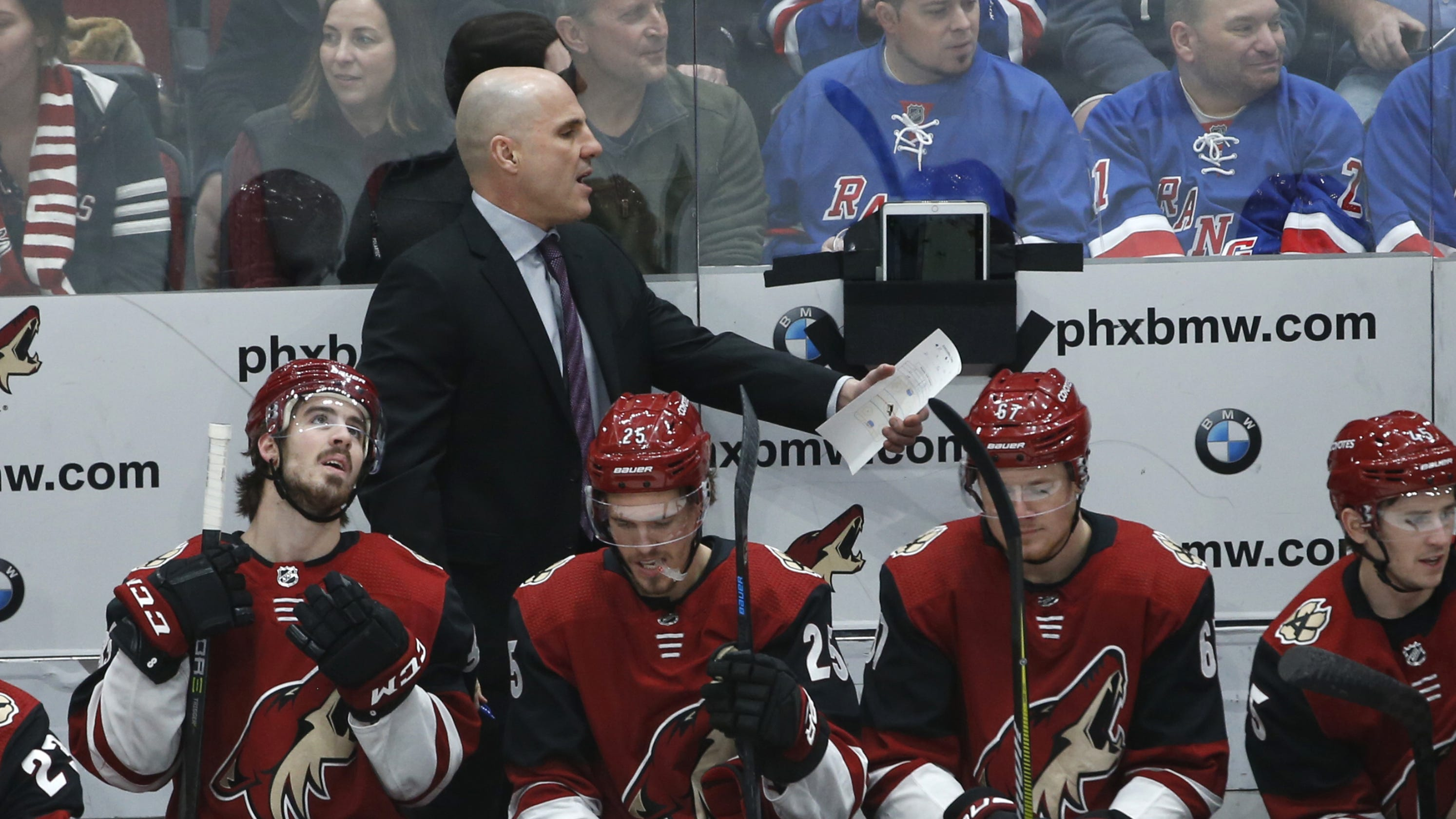 15d39ba419b Arizona Coyotes mailbag: Trade-deadline speculation, injury updates and  pop-culture potpourri