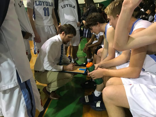 Former Loyola coach Ben Schonfarber has returned to the school after a one-year absence.