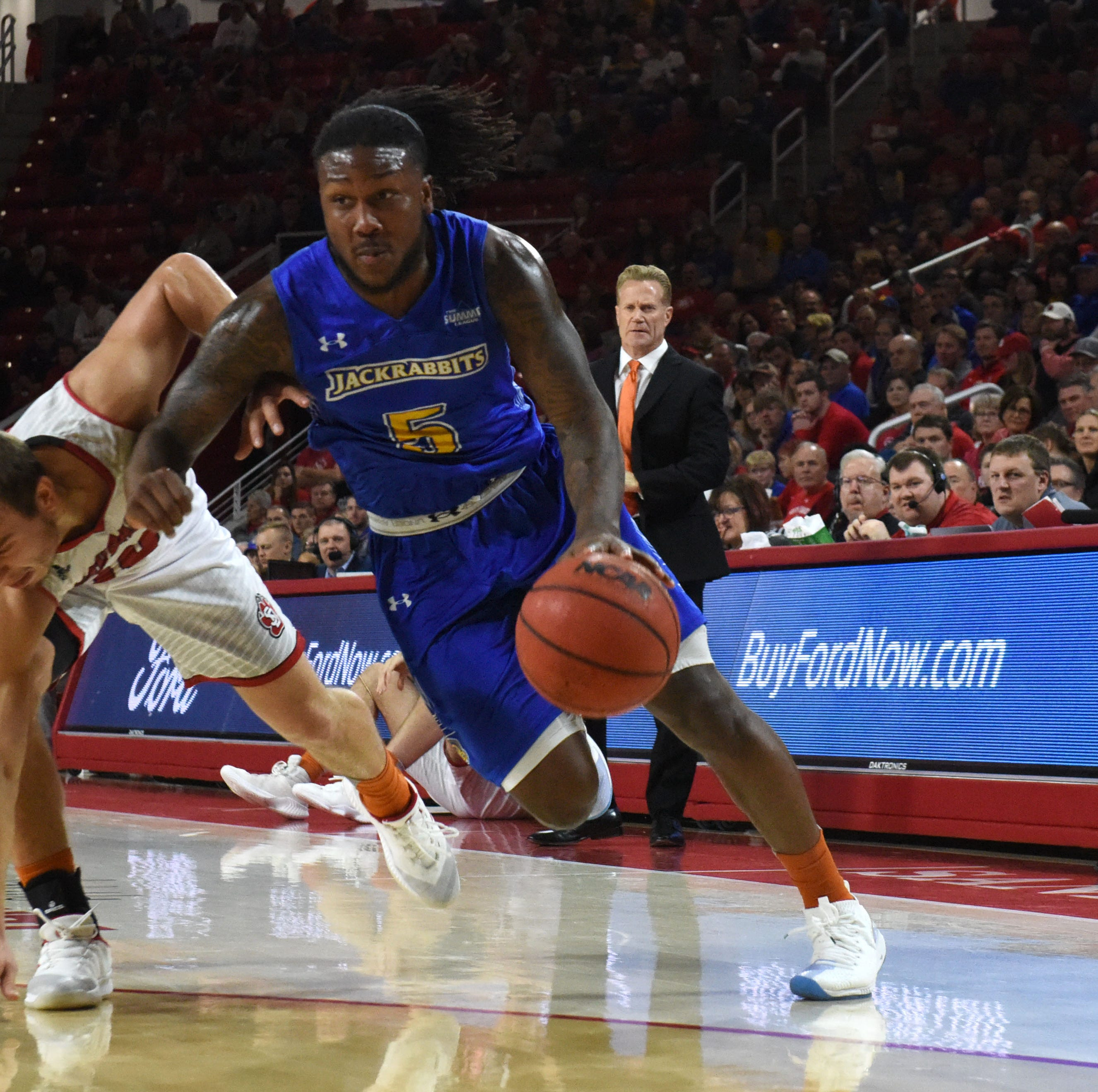 David Jenkins leaving South Dakota State for UNLV
