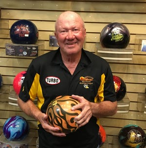 Mike Carpenter, a Mesquite area bowler who has worked his way back from multiple surgeries on his arm and hand, rolled a 656 series in league play last week.