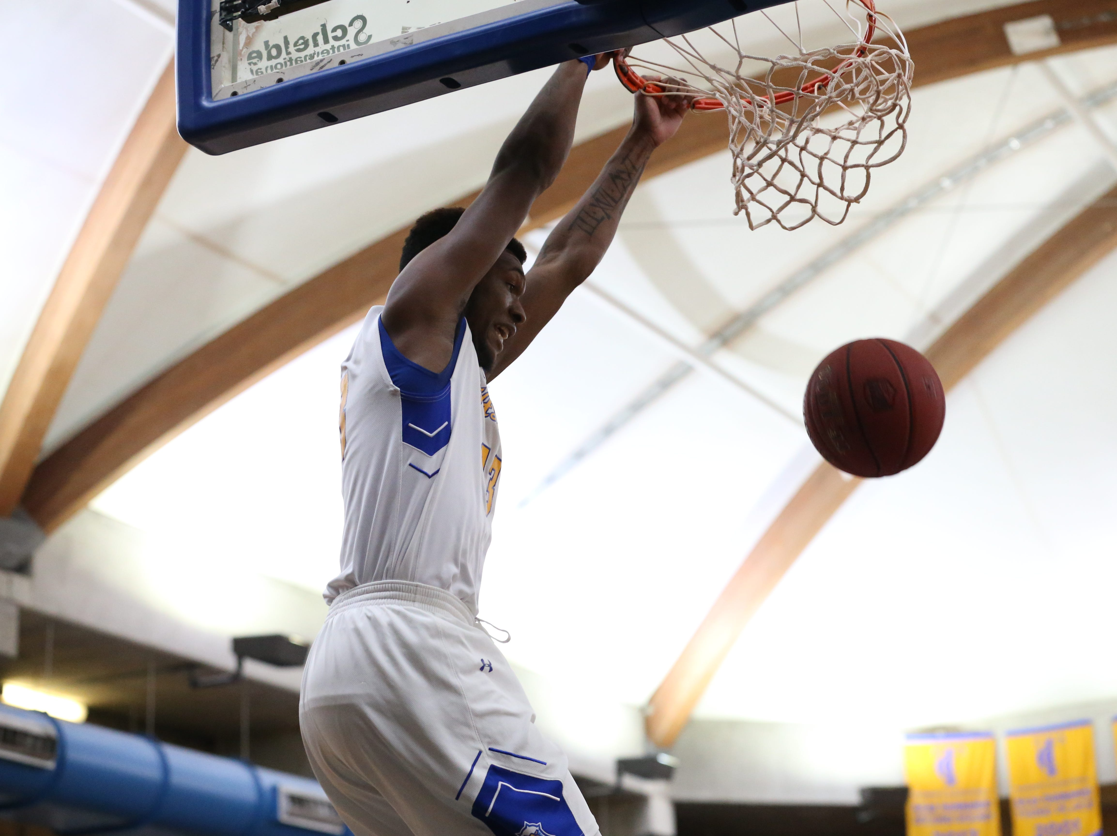 Tallahassee Community College men face Northwest Florida State College Wednesday at the Eagledome.