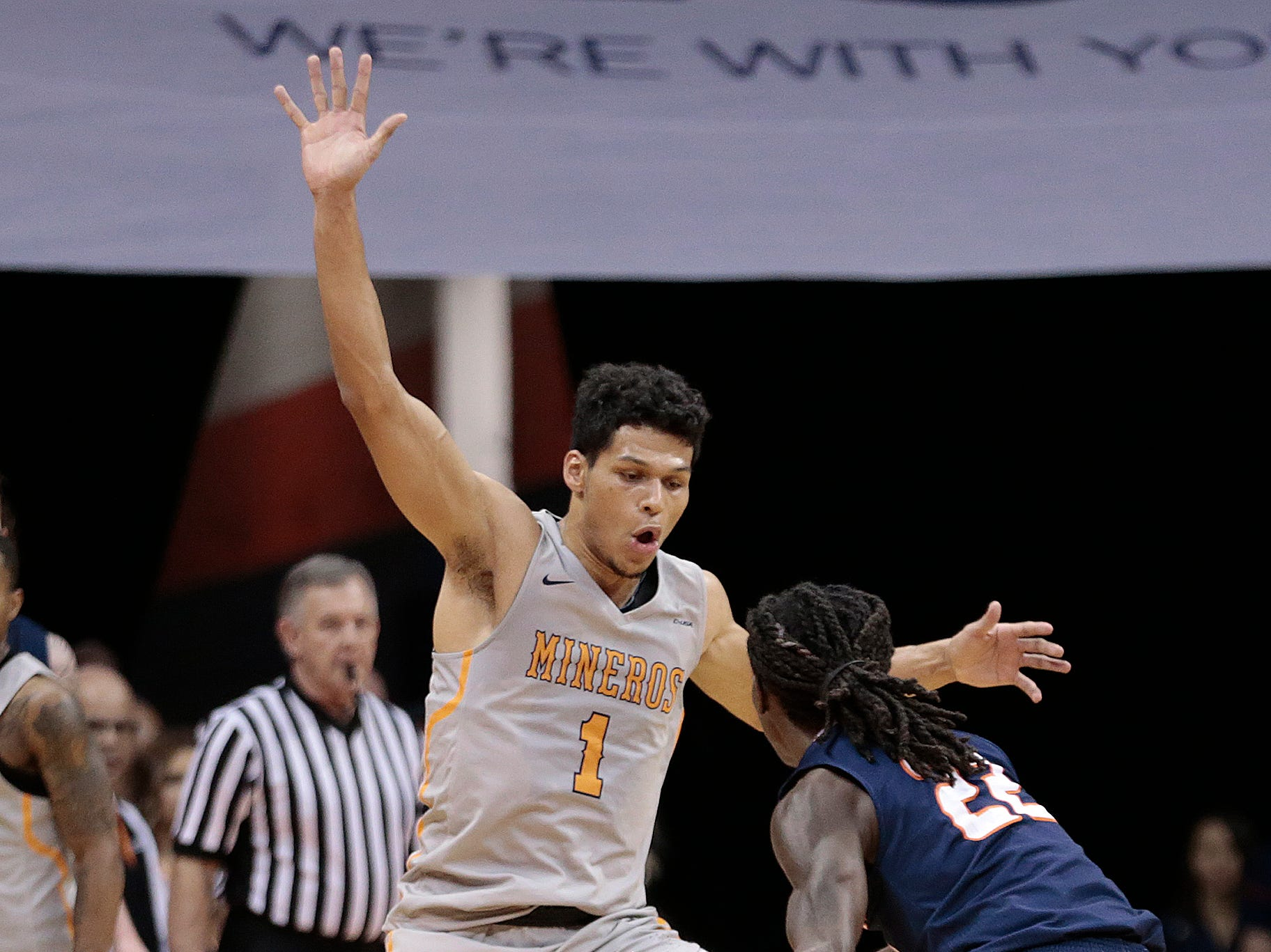 UTEP lost a close game to UTSA recently at the Don Haskins Center. UTEP was coming off a road loss at UTSA.