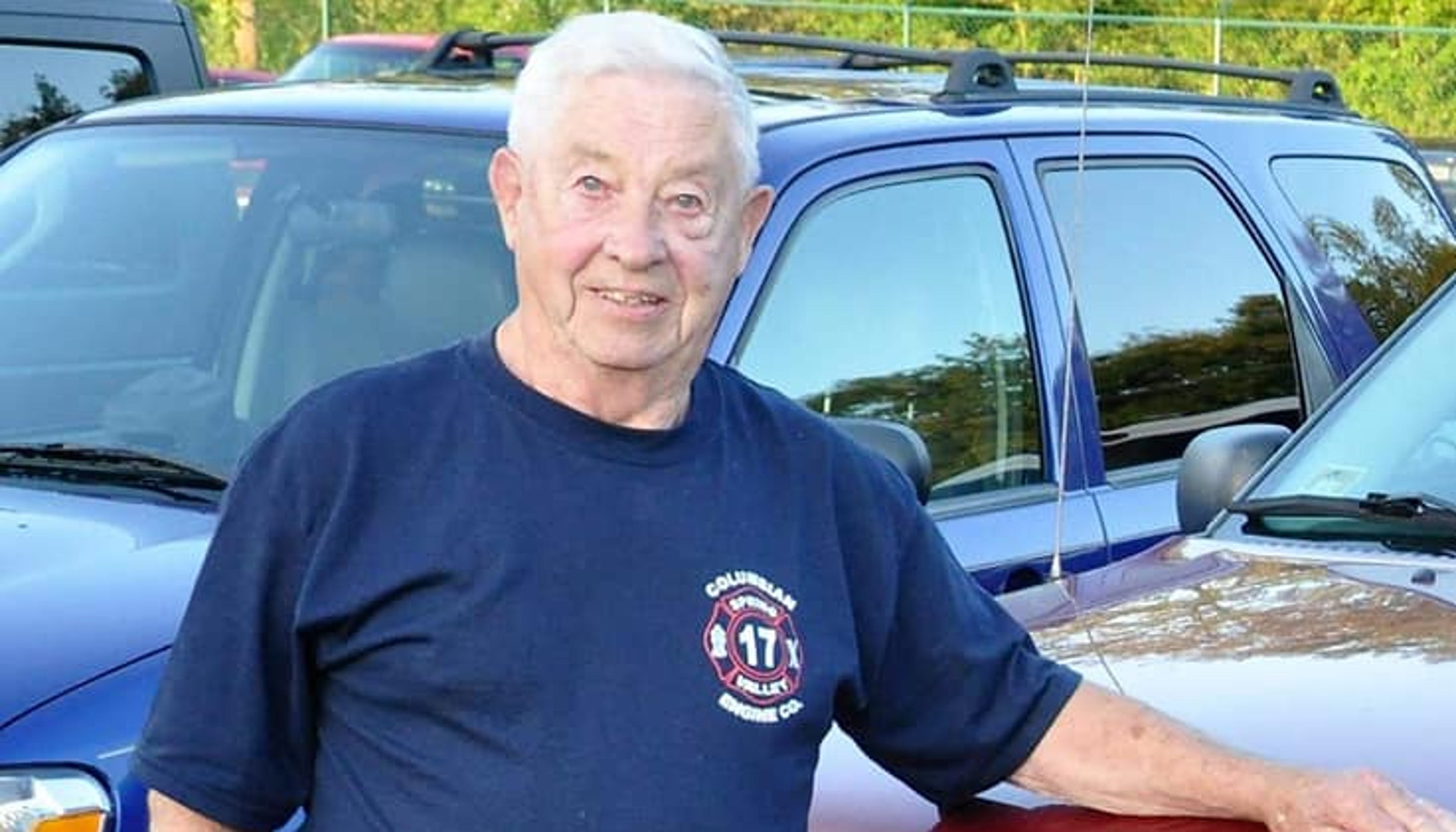 Rockland: Don Hastings Remembered As Firefighting Lifer