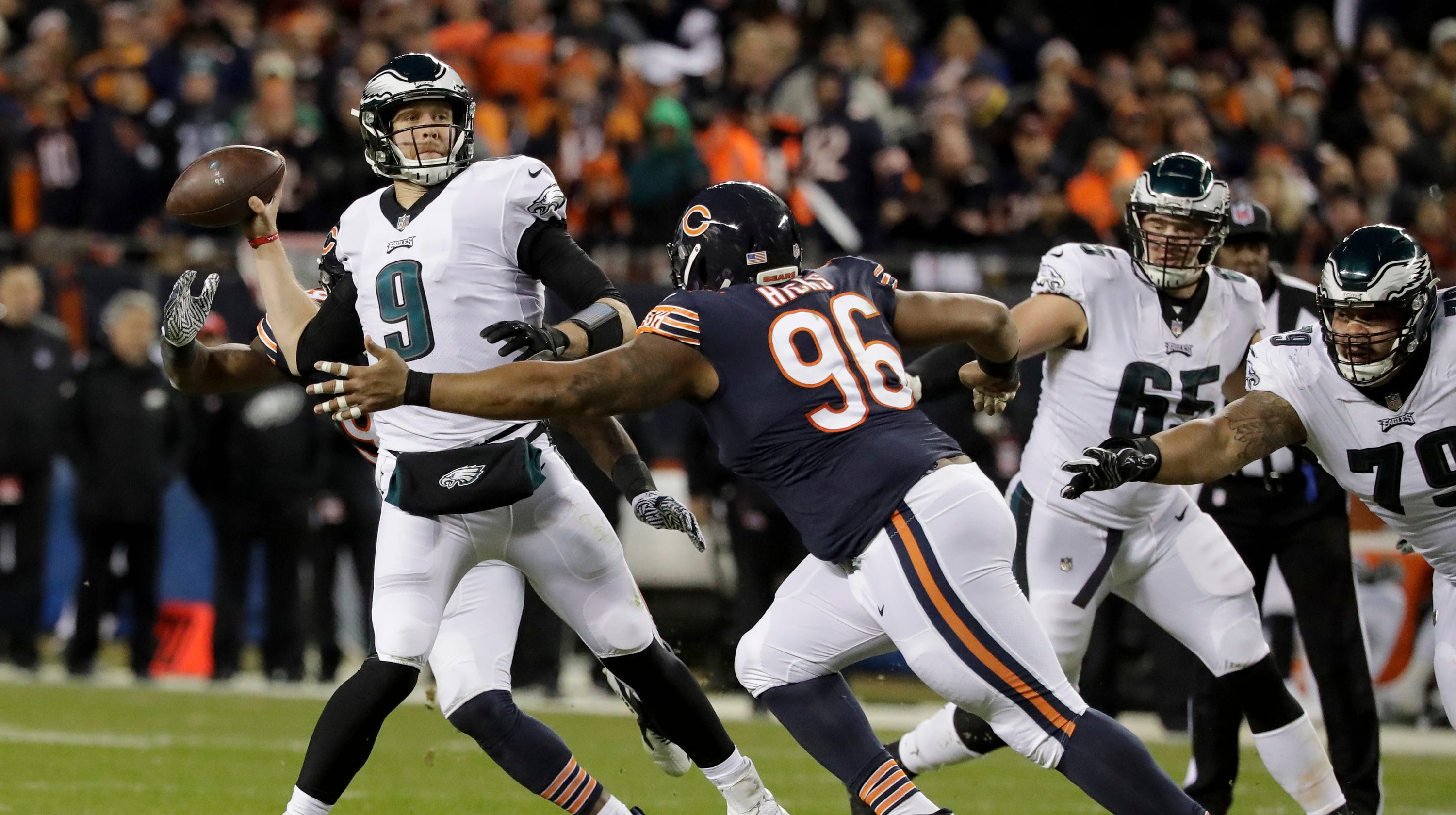 d450a50bef4 Foles to Tate for game-winning TD just one example of Eagles  toughness