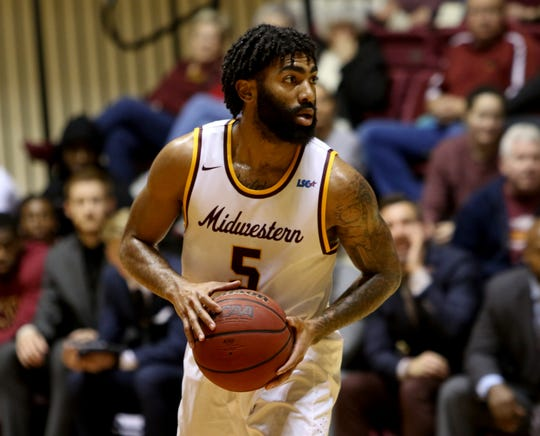 Josh Wallace has been deadly recently with his 3-point shot but even without a trey Thursday the guard was money down the stretch as he finished with 18 points, nine rebounds and seven assists. He made 12 of 15 free throws as MSU Texas defeated UT-Permian Basin, 73-65.