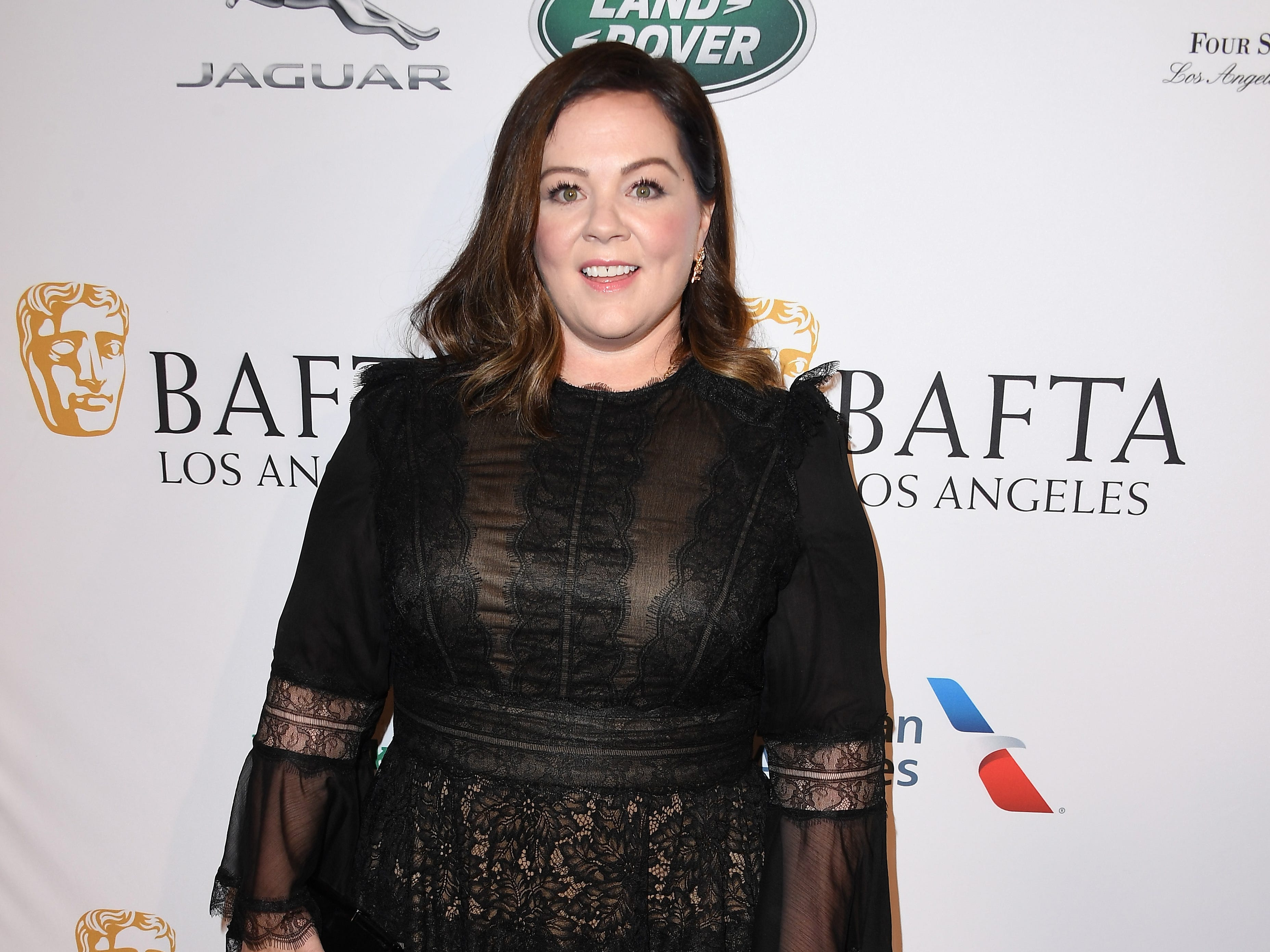 LOS ANGELES, CA - JANUARY 05:  Melissa McCarthy attends The BAFTA Los Angeles Tea Party at Four Seasons Hotel Los Angeles at Beverly Hills on January 5, 2019 in Los Angeles, California.  (Photo by Steve Granitz/WireImage) ORG XMIT: 775261683 ORIG FILE ID: 1077929344