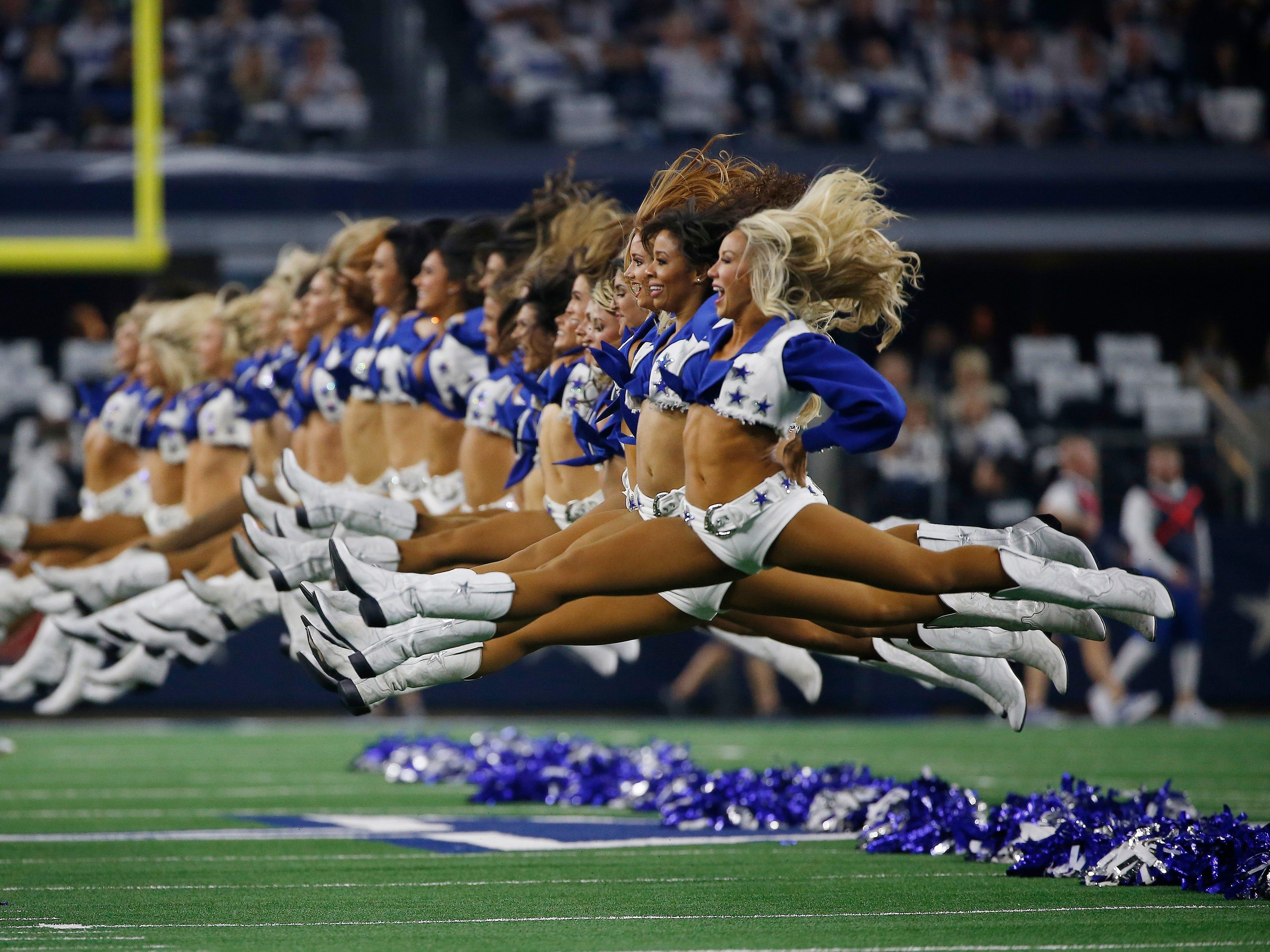 Wild-card round: Dallas Cowboys