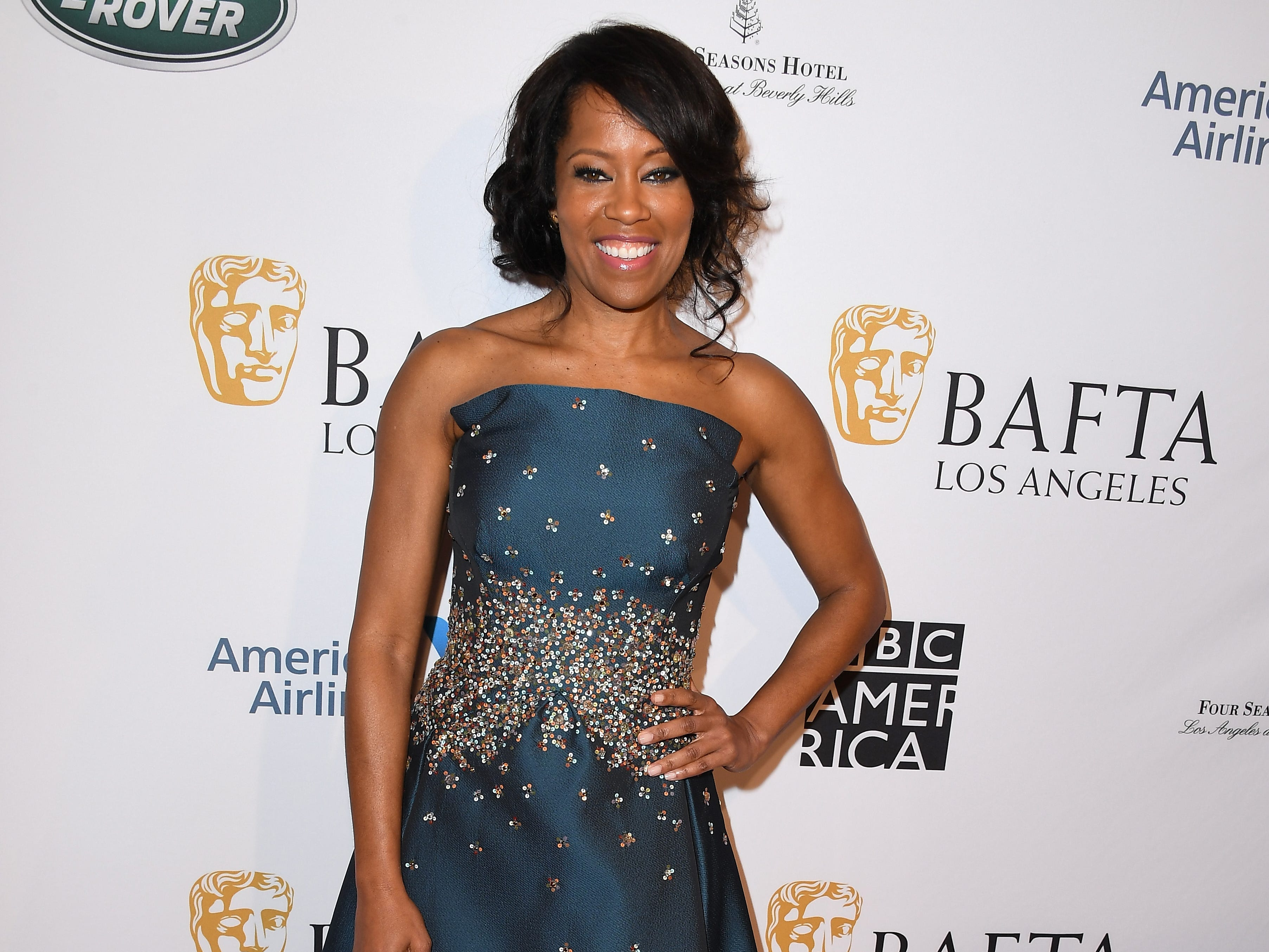 LOS ANGELES, CA - JANUARY 05:  Regina King attends The BAFTA Los Angeles Tea Party at Four Seasons Hotel Los Angeles at Beverly Hills on January 5, 2019 in Los Angeles, California.  (Photo by Steve Granitz/WireImage) ORG XMIT: 775261683 ORIG FILE ID: 1077924330