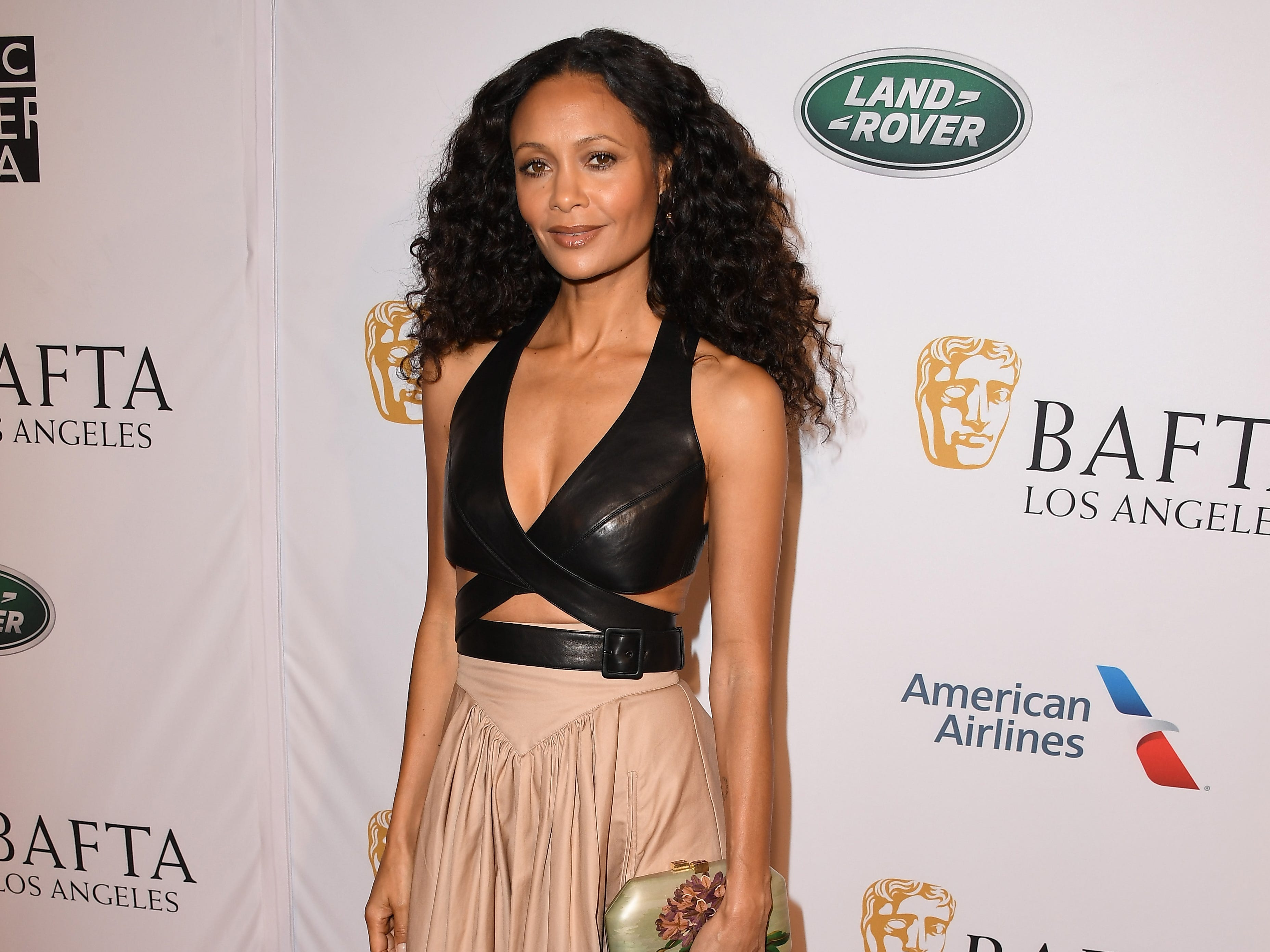 LOS ANGELES, CA - JANUARY 05:  Thandie Newton attends The BAFTA Los Angeles Tea Party at Four Seasons Hotel Los Angeles at Beverly Hills on January 5, 2019 in Los Angeles, California.  (Photo by Steve Granitz/WireImage) ORG XMIT: 775261683 ORIG FILE ID: 1077929472