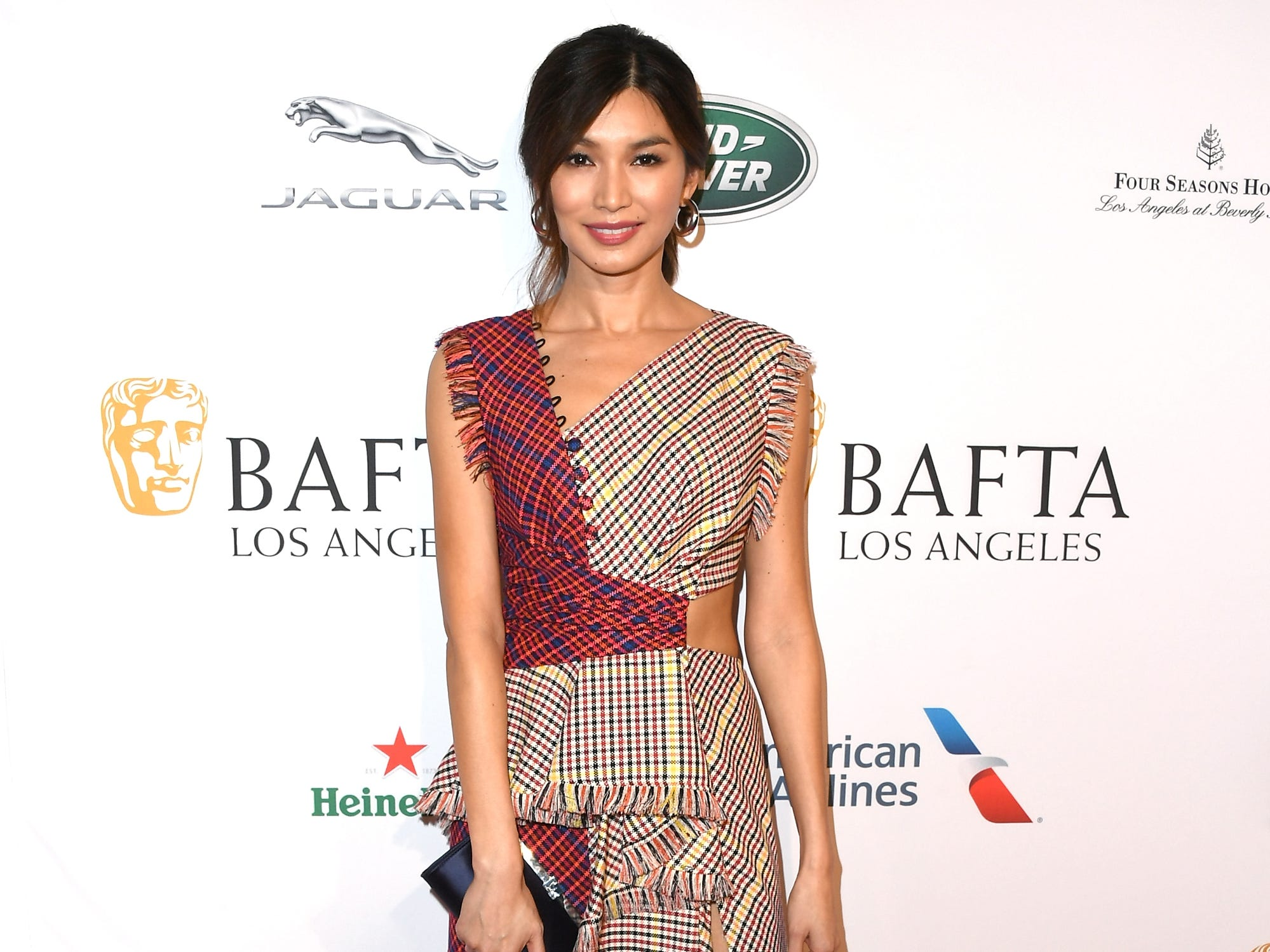 LOS ANGELES, CA - JANUARY 05:  Gemma Chan attends The BAFTA Los Angeles Tea Party at Four Seasons Hotel Los Angeles at Beverly Hills on January 5, 2019 in Los Angeles, California.  (Photo by Jon Kopaloff/Getty Images) ORG XMIT: 775261683 ORIG FILE ID: 1077930460