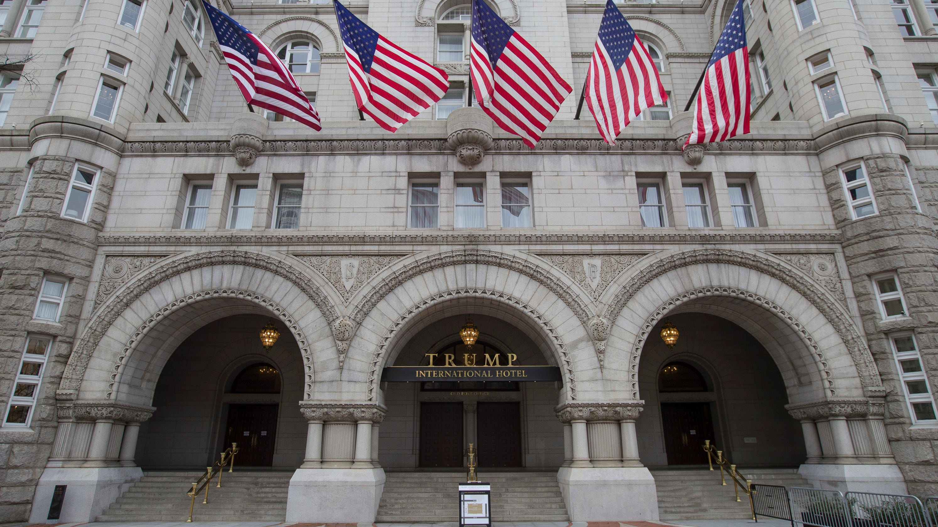 Shutdown spares Old Post Office, located in Trump Hotel