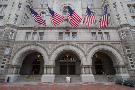 Ap Shutdown Trump Resort A Usa Dc