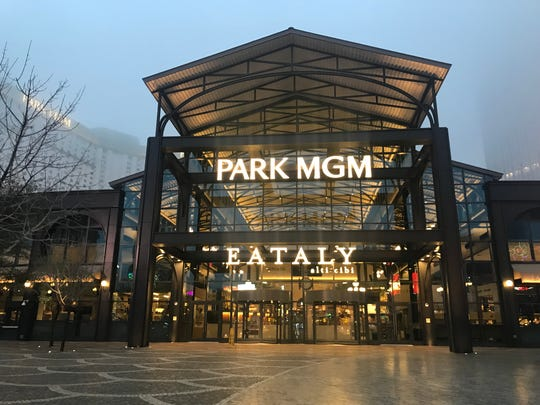 The first Eataly food hall and market in Las Vegas opened Dec. 27, 2018.