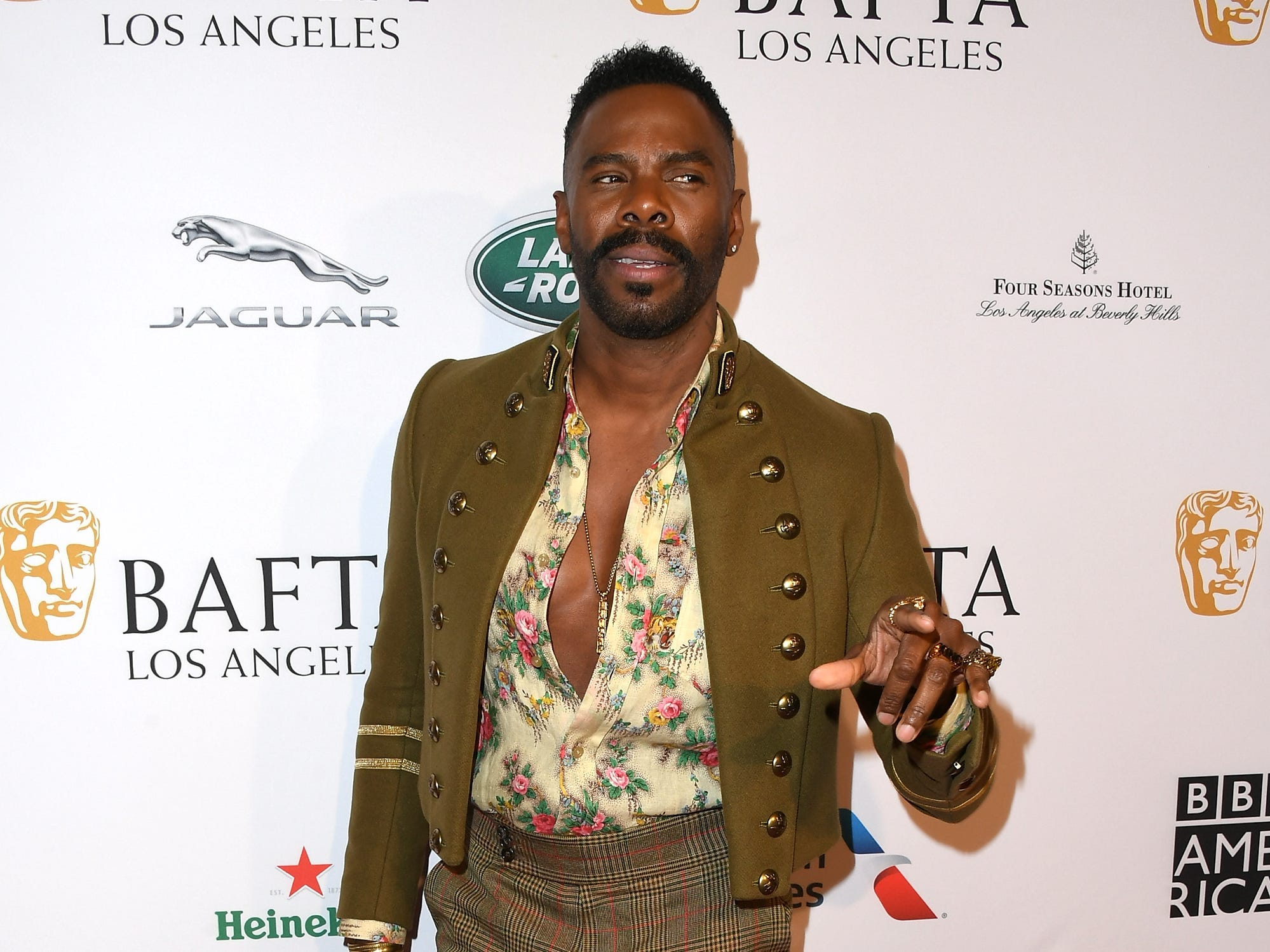 LOS ANGELES, CA - JANUARY 05:  Colman Domingo attends The BAFTA Los Angeles Tea Party at Four Seasons Hotel Los Angeles at Beverly Hills on January 5, 2019 in Los Angeles, California.  (Photo by Jon Kopaloff/Getty Images) ORG XMIT: 775261683 ORIG FILE ID: 1077908178