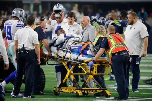 Ap Seahawks Cowboys Football S Fbn Usa Tx