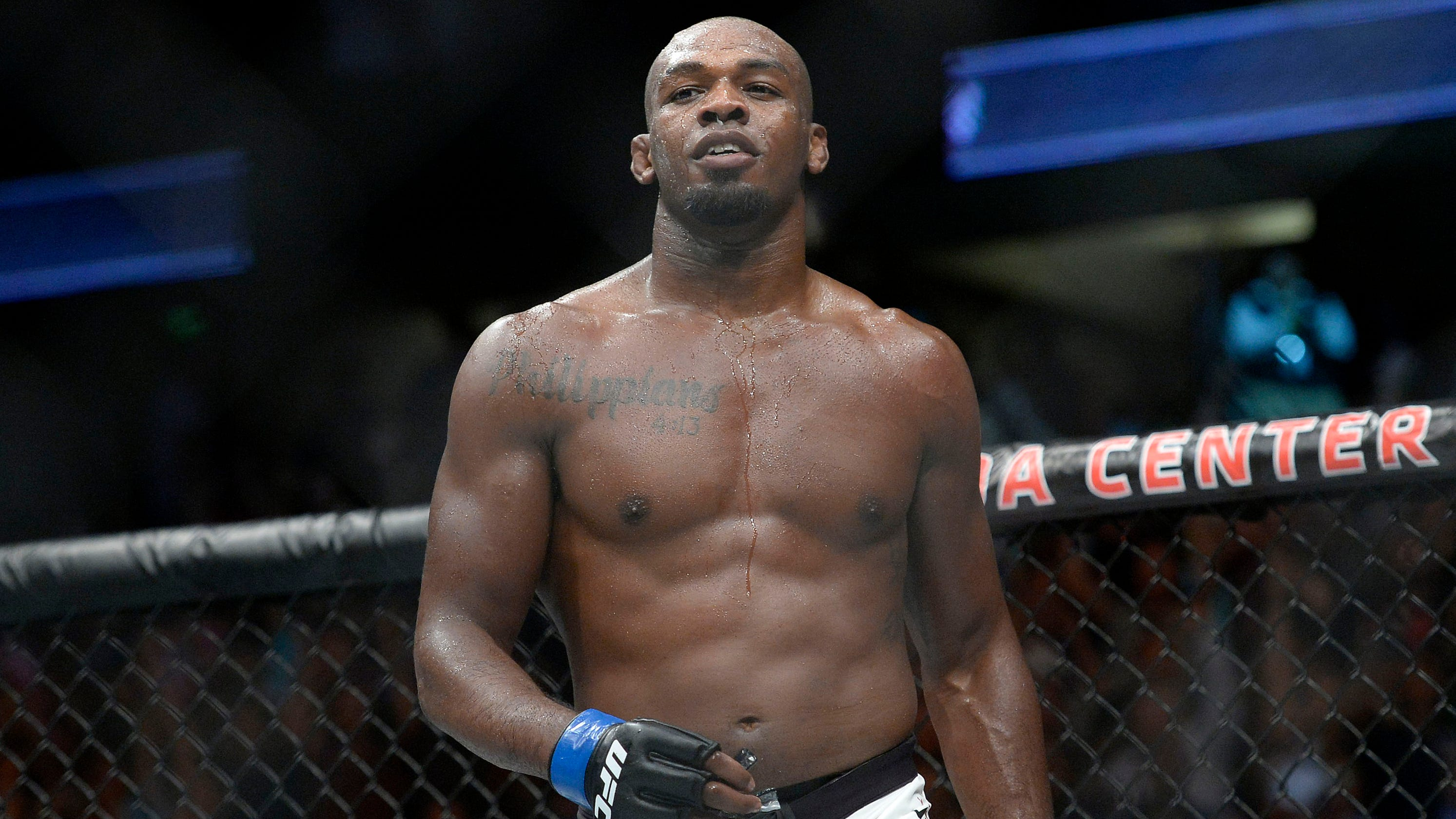 Jon Jones set to defend light heavyweight title vs. Anthony Smith at UFC 235