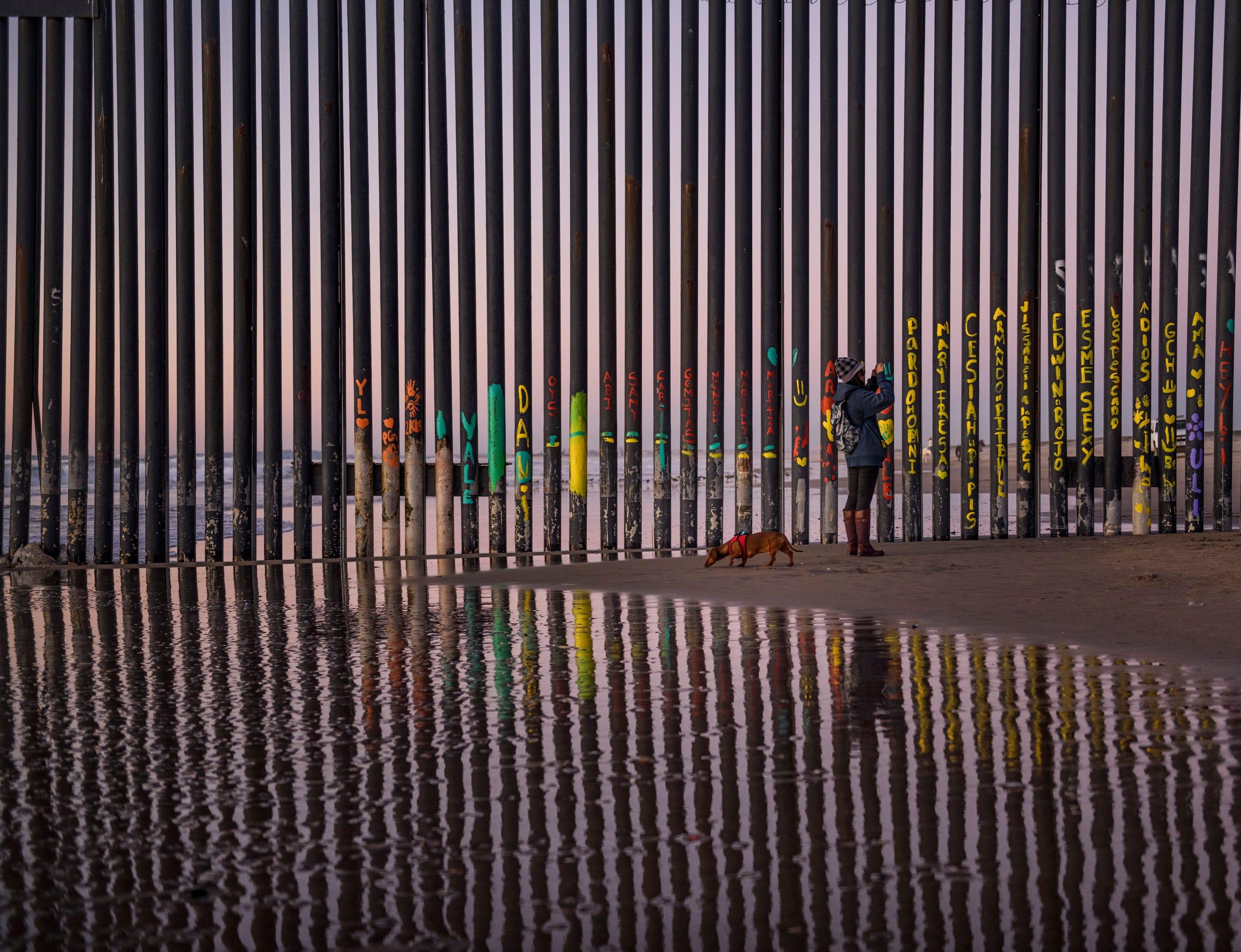 Ap Central American Migrant Caravan I Mex