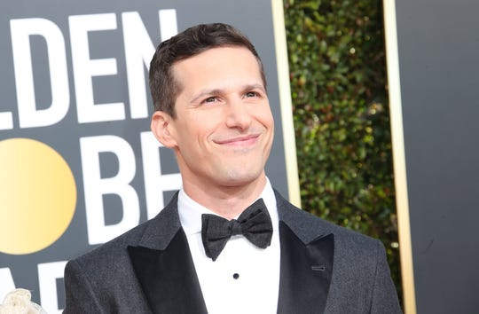 Andy Samberg was born in Berkeley, California, and is a big 49ers fan.
